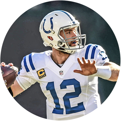 Andrew Luck Profile Photo for AA18 Announcement
