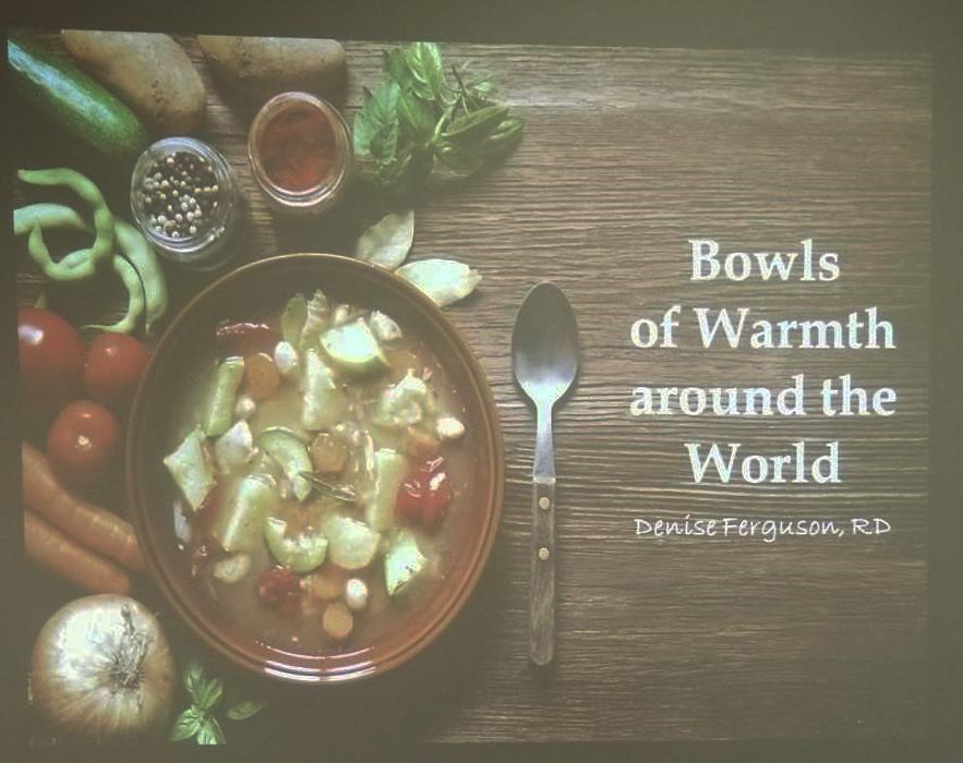 cooking confidence workshop